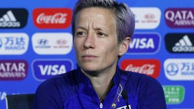 Megan Rapinoe knocks IOC for banning protests at Olympics: 'We will not be silenced'