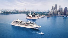 111-day around-the-world cruise sets sail