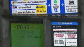 Parking meters fail across New York City due to 2020 software issue