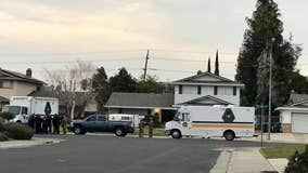 'Hundreds and hundreds' of military explosives found in California home: police