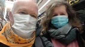 Coronavirus outbreak strands Ohio teacher in Wuhan