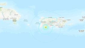 5.2 magnitude earthquake reported in Puerto Rico, USGS says