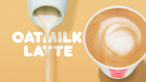 Dunkin' launching new Oatmilk Latte this spring