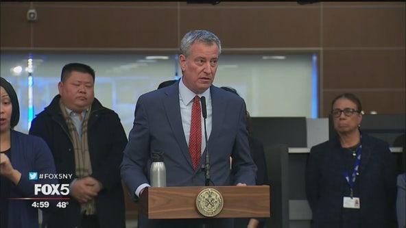 De Blasio: Coronavirus in NYC is a matter of 'when' not 'if'