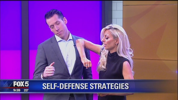 Former Secret Service Agent on how to defend yourself