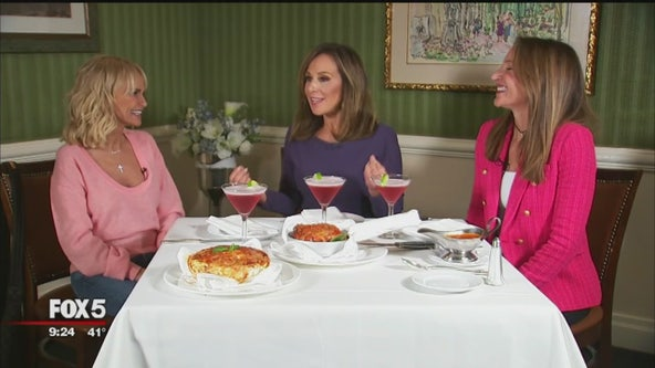Scotto Sisters: Working out and Kristin Chenoweth