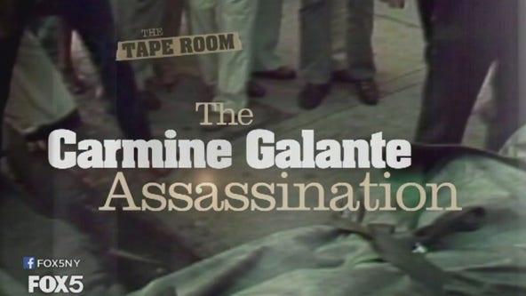 The Carmine Galante Assassination   The Tape Room