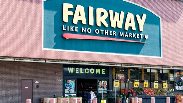 Fairway Market files for bankruptcy protection, all stores to be sold