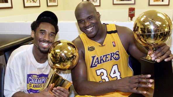 Shaquille O'Neal expresses grief over Kobe Bryant's death: 'I'm not doing well. I'm sick'
