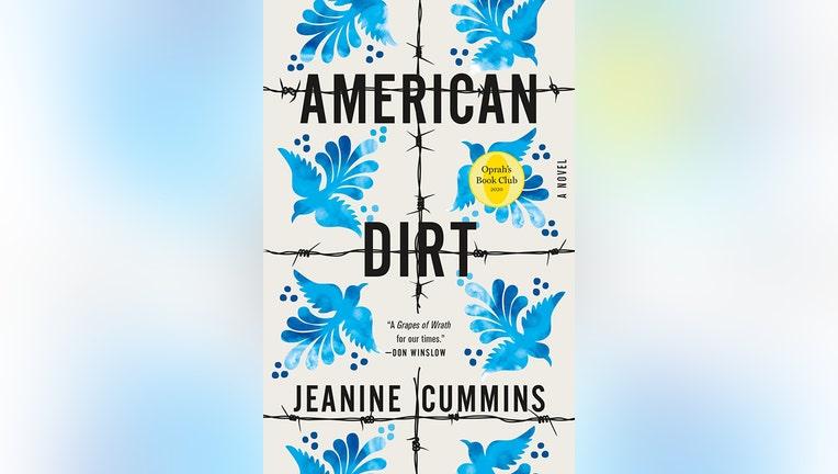 American Dirt cover art