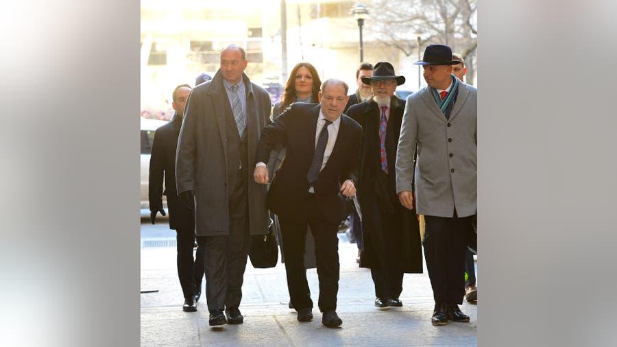 Opening statements in Harvey Weinstein's rape trial