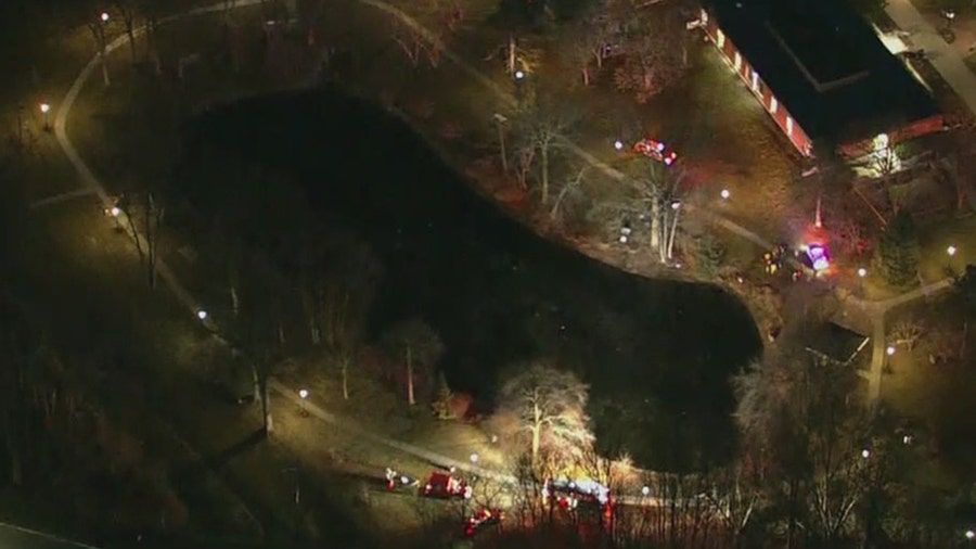 Several teens fall through ice in two separate incidents in New Jersey