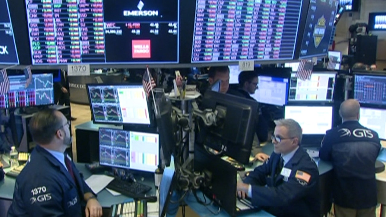 NYSE could close trading floor in