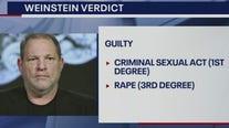 Weinstein convicted