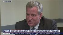 Exclusive: Mayor Bill de Blasio on supporting Bernie Sanders