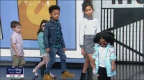 What's hot in spring fashion for kids