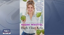Author of High Fiber Keto shares tips, recipes