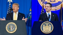 Cuomo: Trump is punishing New York for being too blue