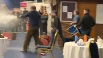 Brawl breaks out at youth boxing tournament