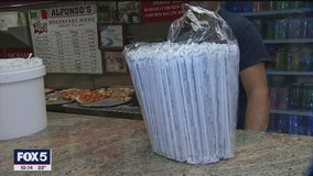 Businesses in Yonkers prepare for introduction of plastic straw ban