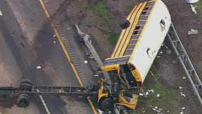 NJ school bus driver in fatal crash on I-80 gets prison