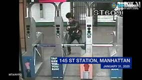 Hammer-wielding woman smashes subway tap-and-go screens in Harlem