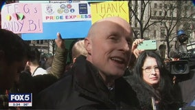 New Yorkers say goodbye to NYCT Chief Executive Andy Byford