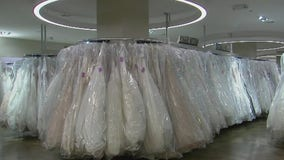 How the coronavirus outbreak may delay your wedding dress
