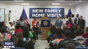 Support for first-time parents in NYC