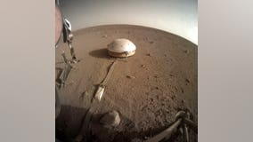 Mars lander confirms quakes on red planet