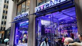 FBI raids fashion mogul's Manhattan headquarters following sex abuse claims