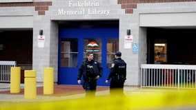 Library guard killed told stabbing suspect to turn down music, police say