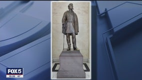 NJ lawmakers vote to replace Civil War general's statue with women's suffrage leader