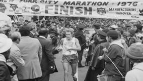 The New York City Marathon's evolution from 1970 to 2020