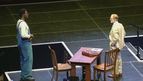 'To Kill a Mockingbird' performed for students at Madison Square Garden