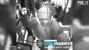 NYPD: Attacker hit bus driver in the face with a padlock