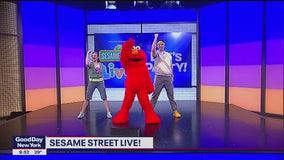 Elmo previews Sesame Street LIVE