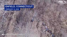 Cops use drone to find blind man lost in Connecticut woods