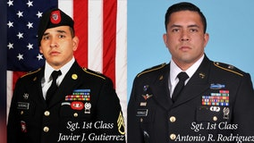 Army soldiers killed in Afghanistan attack identified, were part of special forces group