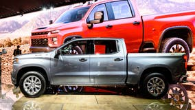 General Motors recalls roughly 162,000 trucks