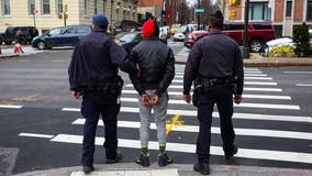 Major crimes surge in New York City