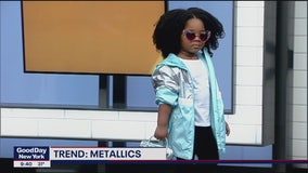 What's hot in fashion for kids this spring
