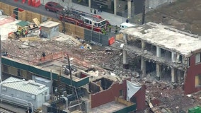 Deadly collapse at Queens construction site