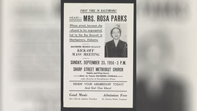 'By the People' crowdsourcing project aims to transcribe legendary civil rights leader Rosa Parks' papers