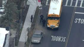 School bus hits and kills girl in Brooklyn; driver charged