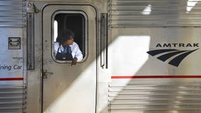 Amtrak offers a 2-for-1 deal on tickets for Valentine's Day