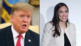 Trump:  AOC will run and win against Schumer