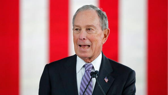 Bloomberg considering Hillary Clinton as running mate?