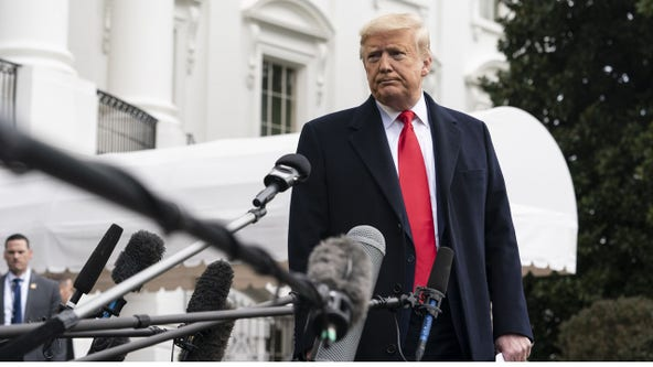 President Trump, CDC to hold 6pm EST news conference on coronavirus concerns