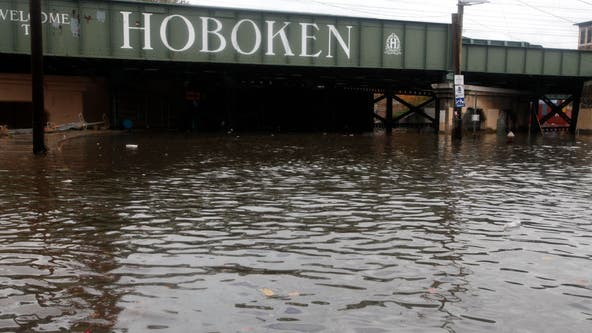 Hoboken park will double as storm water reservoir